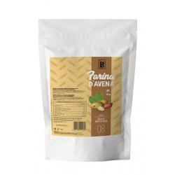 Farina Di Avena Aromatizzata Burro D'Arachidi - Dilo Farina 1000g