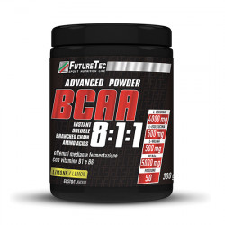 ADVANCED POWDER BCAA 8:1:1 - 300 g