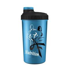 Shaker AF NUTRITION 700ml ( azzurro)