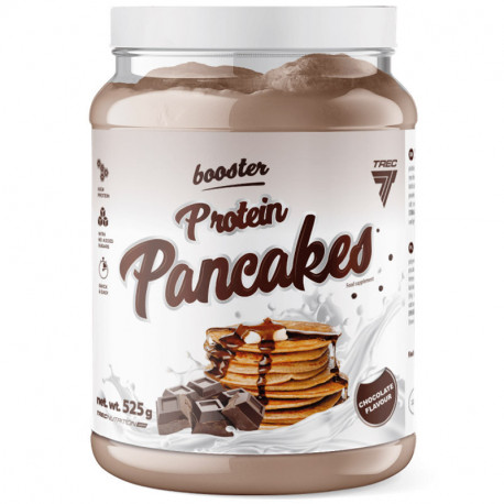 Booster Protein Pancakes