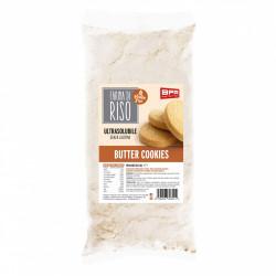 Farina di Riso Pregelatinizzata 1Kg - BUTTER COOKIES