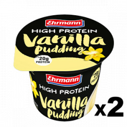 High Protein Pudding Vaniglia 200g
