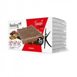 Toast COCOA 4x 40g